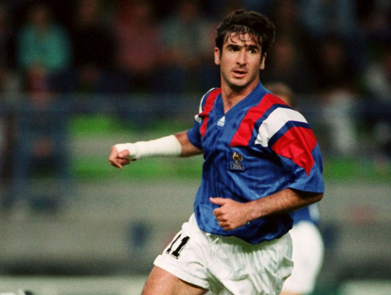Eric Cantona - French national team
