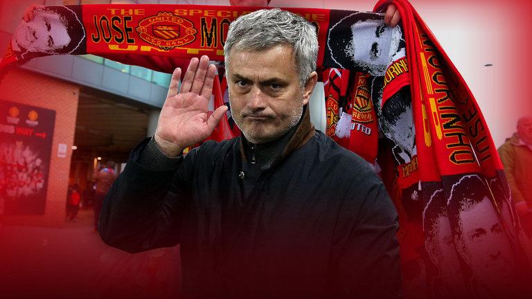 Manchester United confirm José Mourinho as new manager