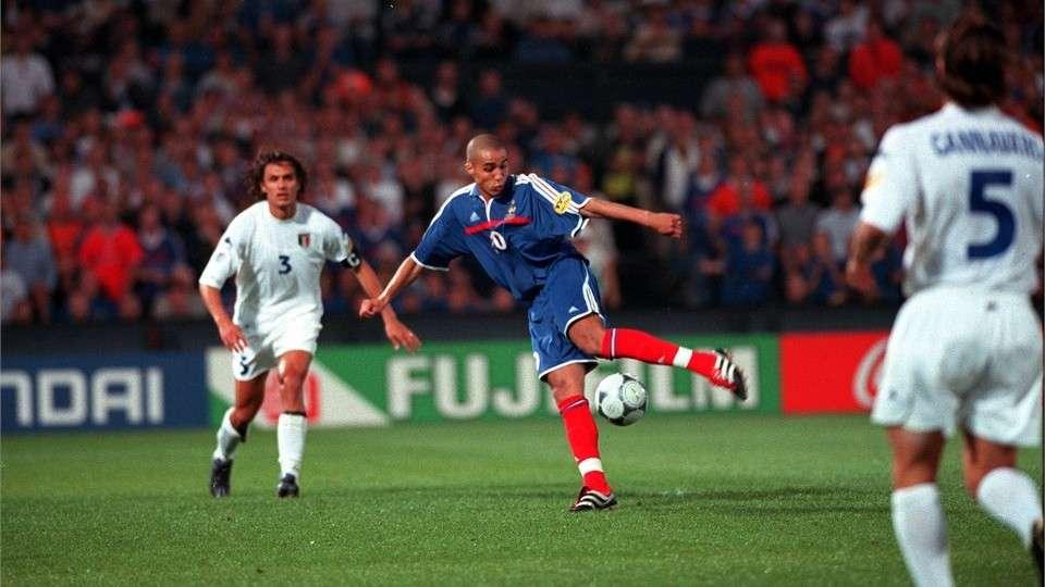 Trezeguet Euro 2000