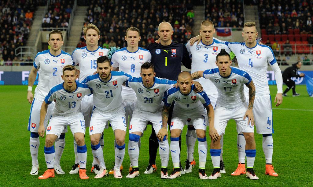 Euro 2016 - Slovakia team profile