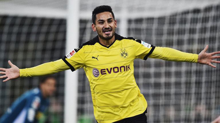 Manchester City signs Ilkay Gundogan from Borussia Dortmund