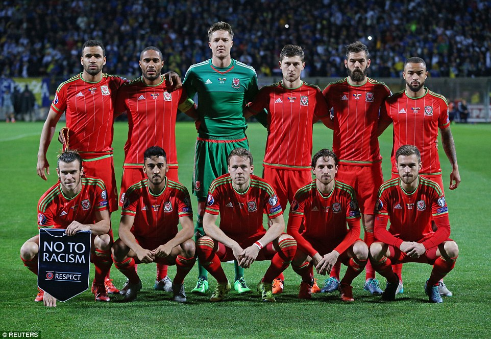 Euro 2016 - Wales team profile