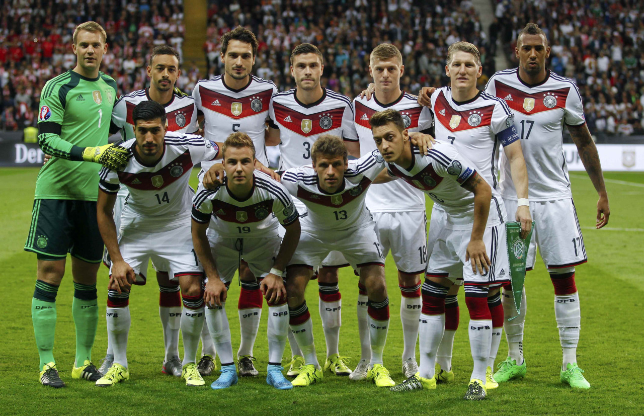 Euro 2016 - Germany team profile