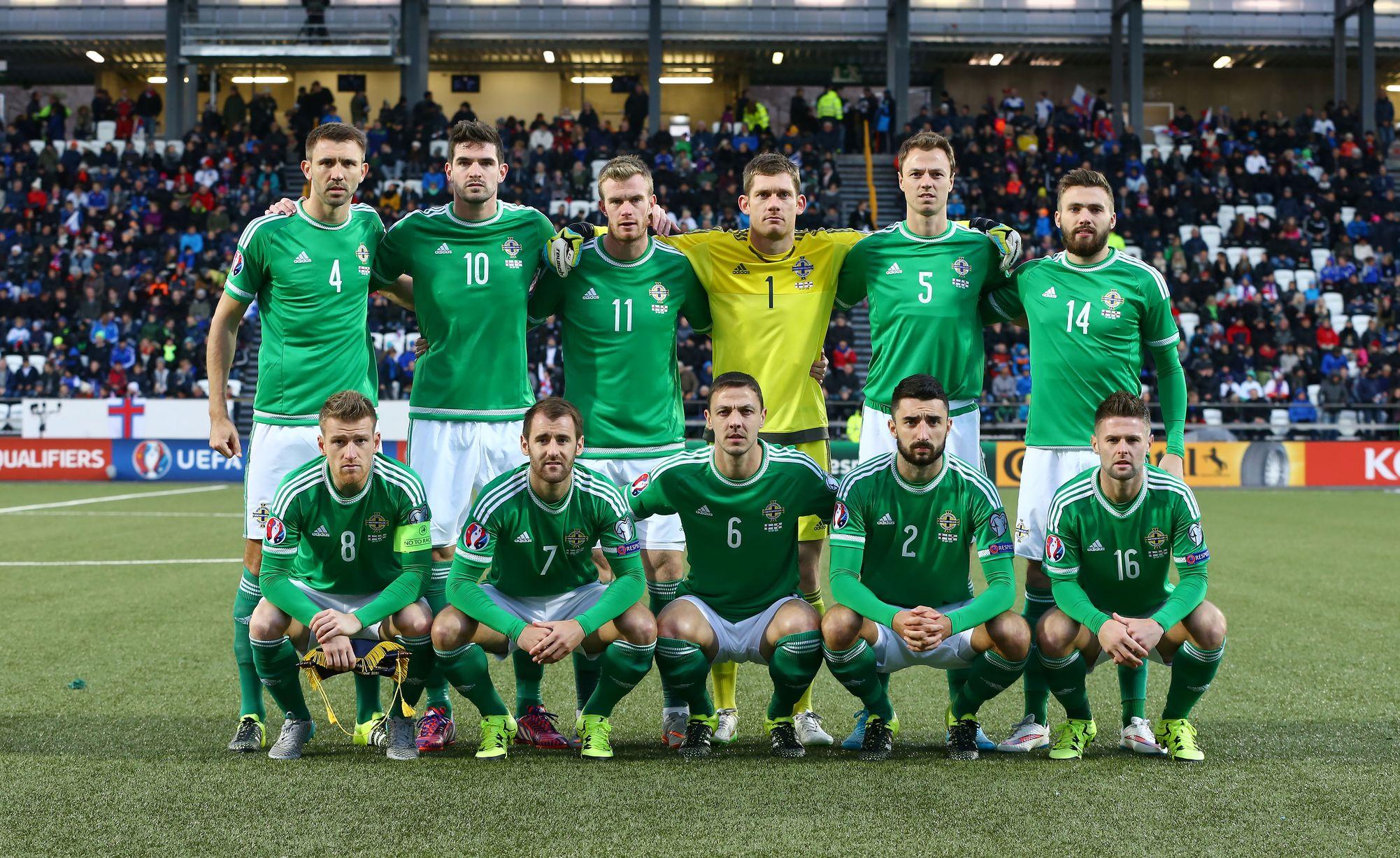 Euro 2016 - Northern Ireland team profile