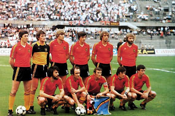 Belgium Euro 1980