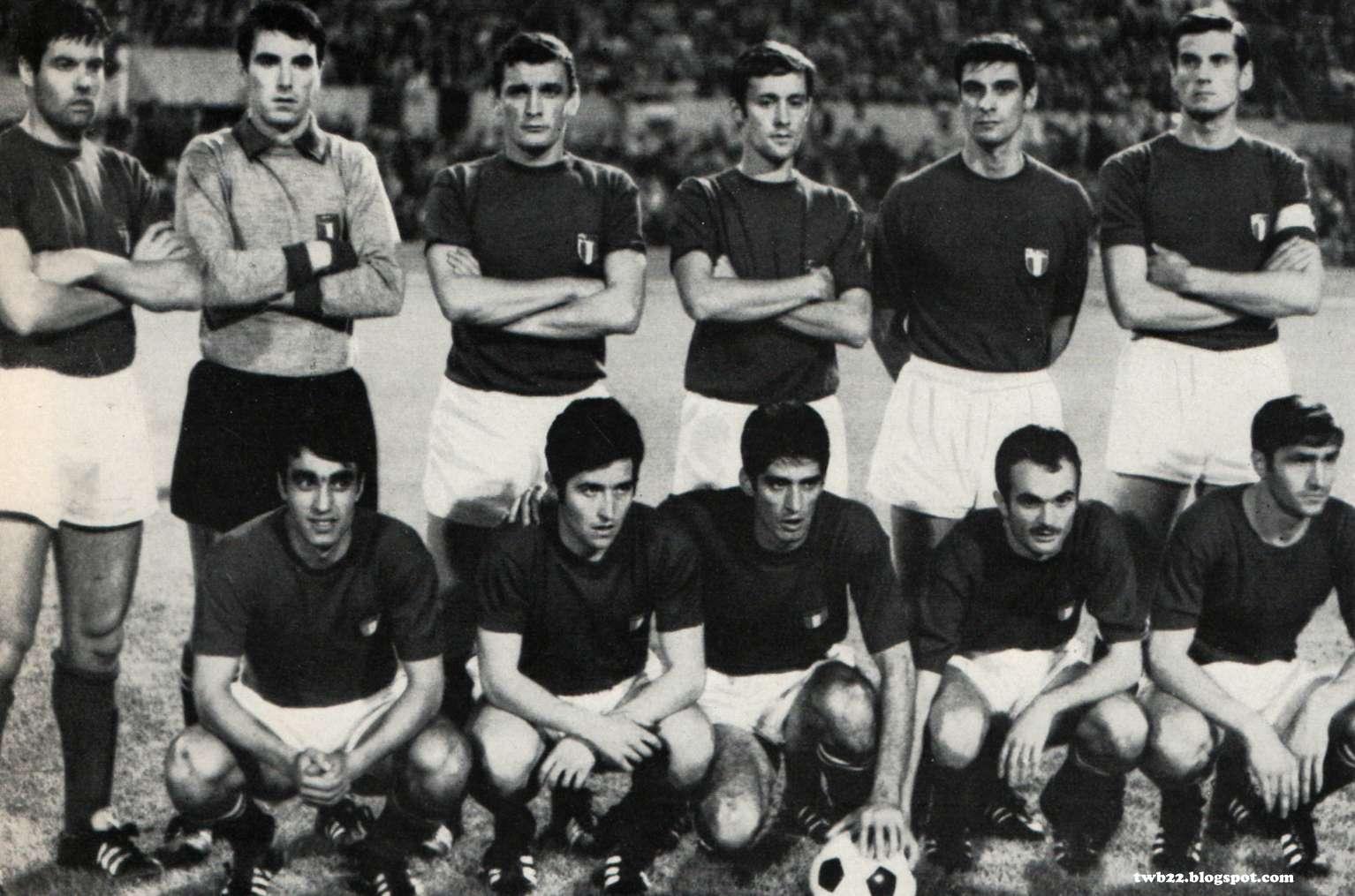 Italy Euro 1968