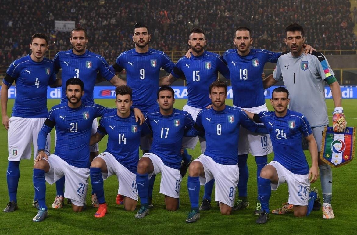 Euro 2016 - Italy team profile