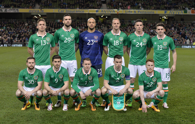 Euro 2016 - Republic of Ireland team profile