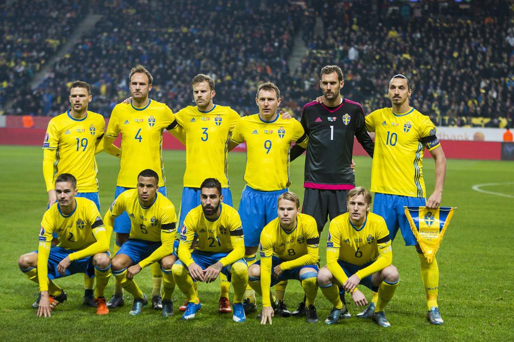 Euro 2016 - Sweden team profile