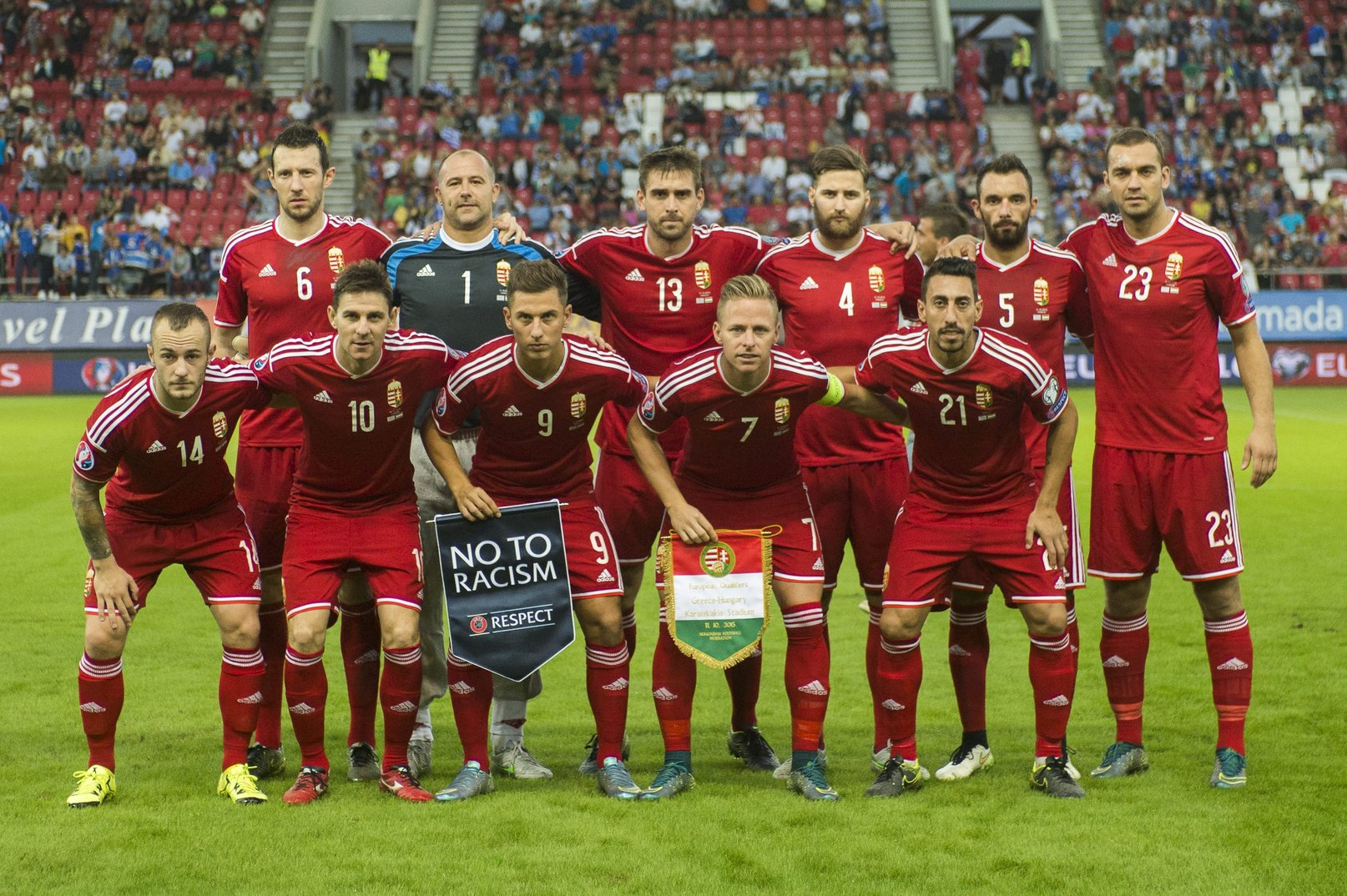 Euro 2016 - Hungary team profile