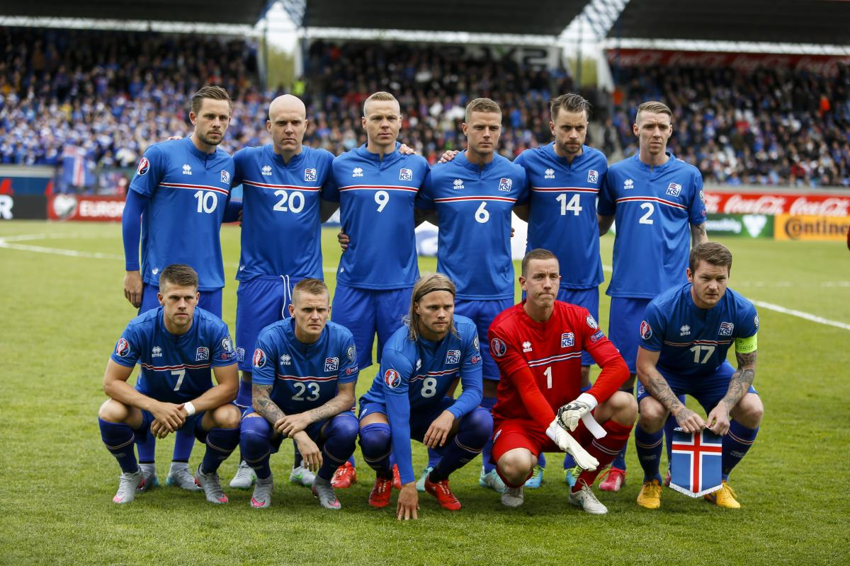 Euro 2016 - Iceland team profile