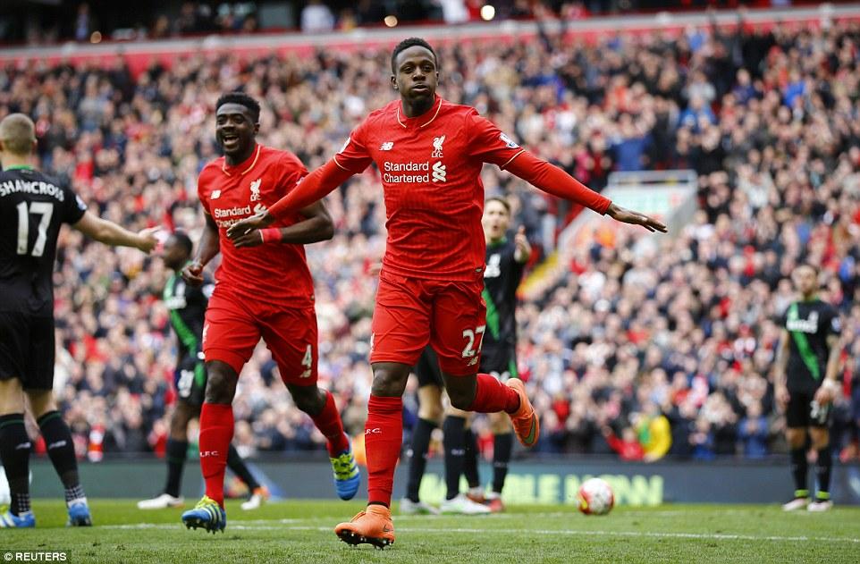Origi - Liverpool vs Stoke