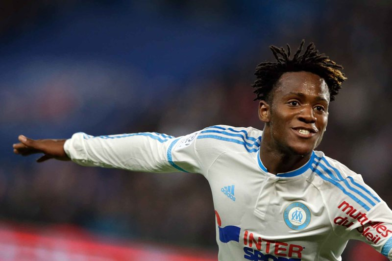 Chelsea sign Michy Batshuayi from Olympique de Marseille