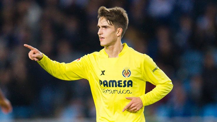 Barcelona sign Denis Suárez from Villarreal