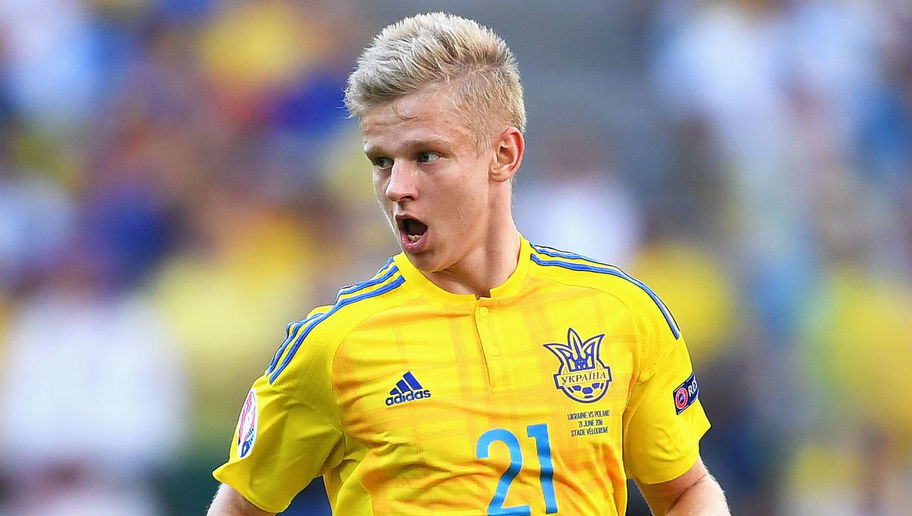 Manchester City sign Oleksandr Zinchenko from FC Ufa