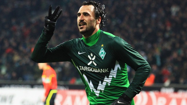 Hugo Almeida - Werder Bremen