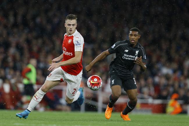 Calum Chambers vs Liverpool