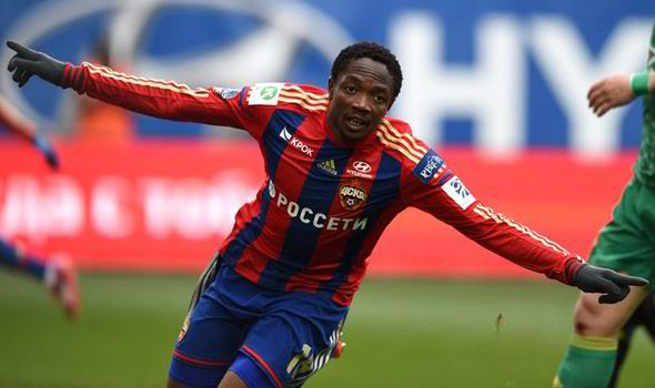 Leicester City sign Ahmed Musa from CSKA Moscow