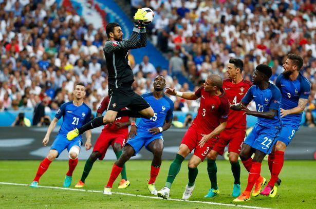 Euro 2016 final - Rui Patricio