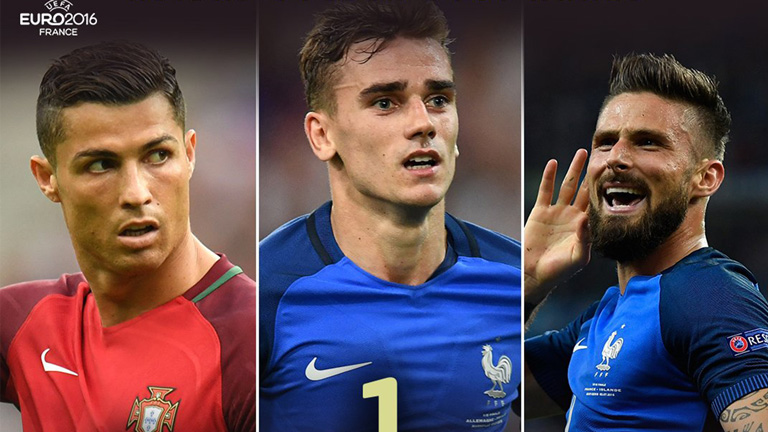 Euro 2016 Player Stats and Awards