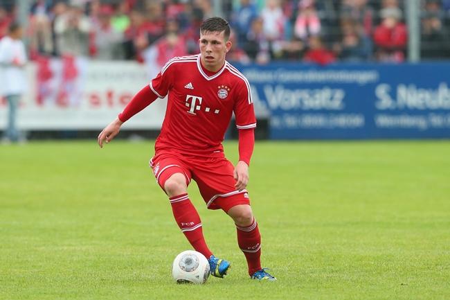 Southampton sign Pierre-Emile Højbjerg from Bayern Munich