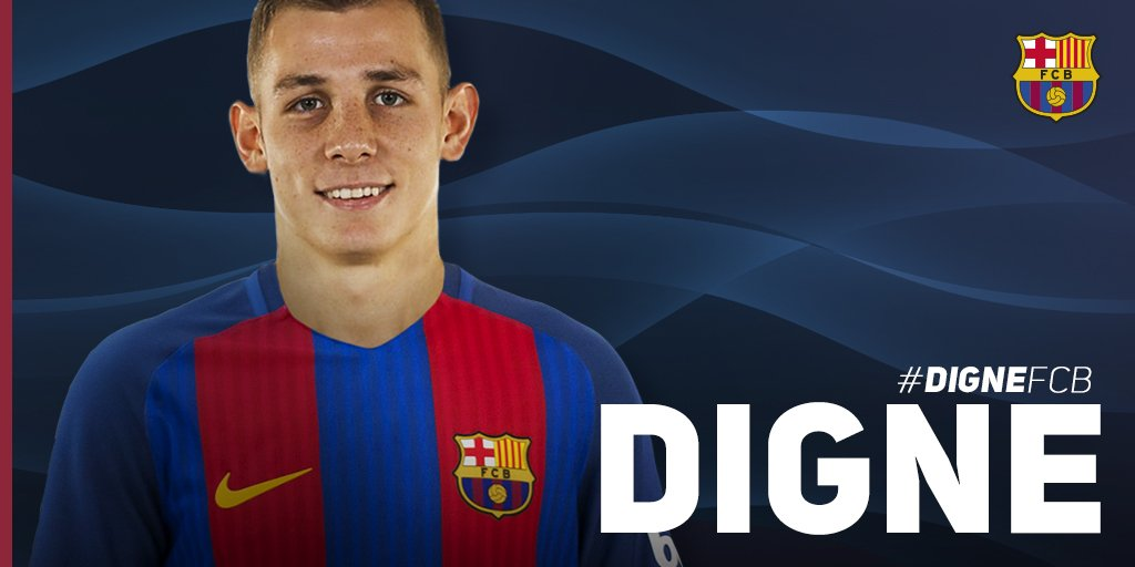 FC Barcelona sign Lucas Digne from PSG