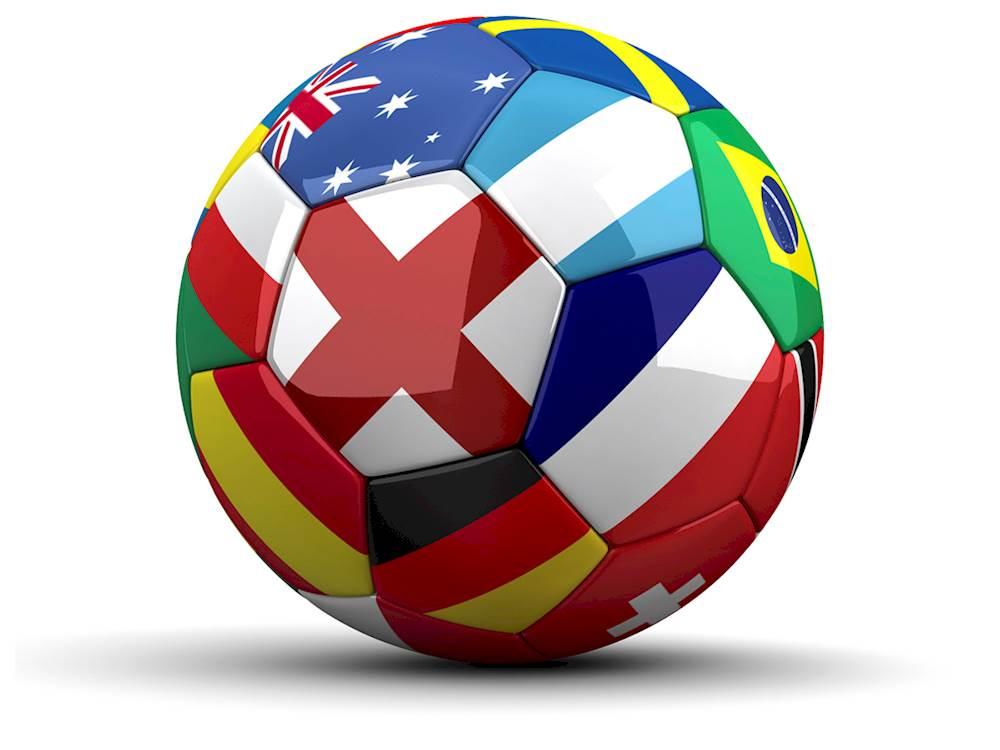Latest FIFA World Rankings