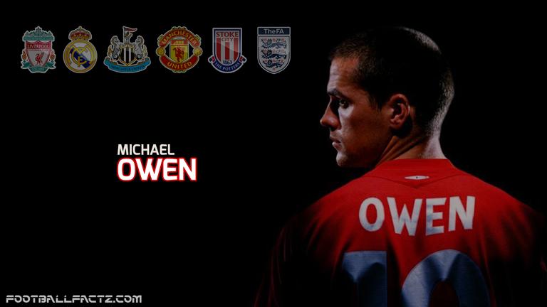 Michael Owen career