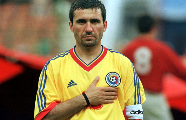 Gheorghe Hagi - Romanian national team