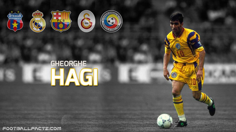 Gheorghe Hagi career