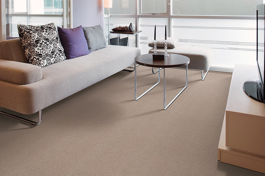 Modern carpeting in Calgary AB from Westvalley Carpet & Flooring