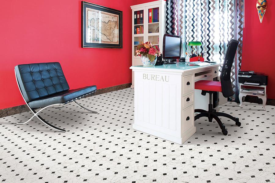 The Norcross, GA area's best luxury vinyl flooring store is Great American Floors