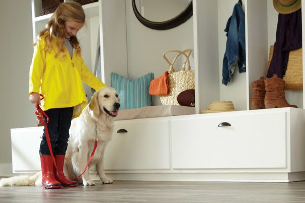 Family friendly laminate floors in Webster Groves MO from Flooring Galaxy
