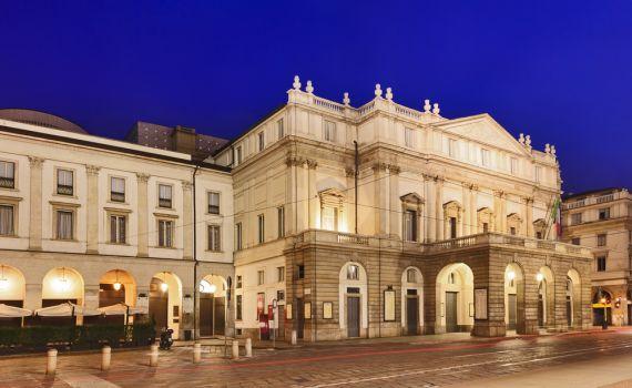 Teatro alla Scala i Milano