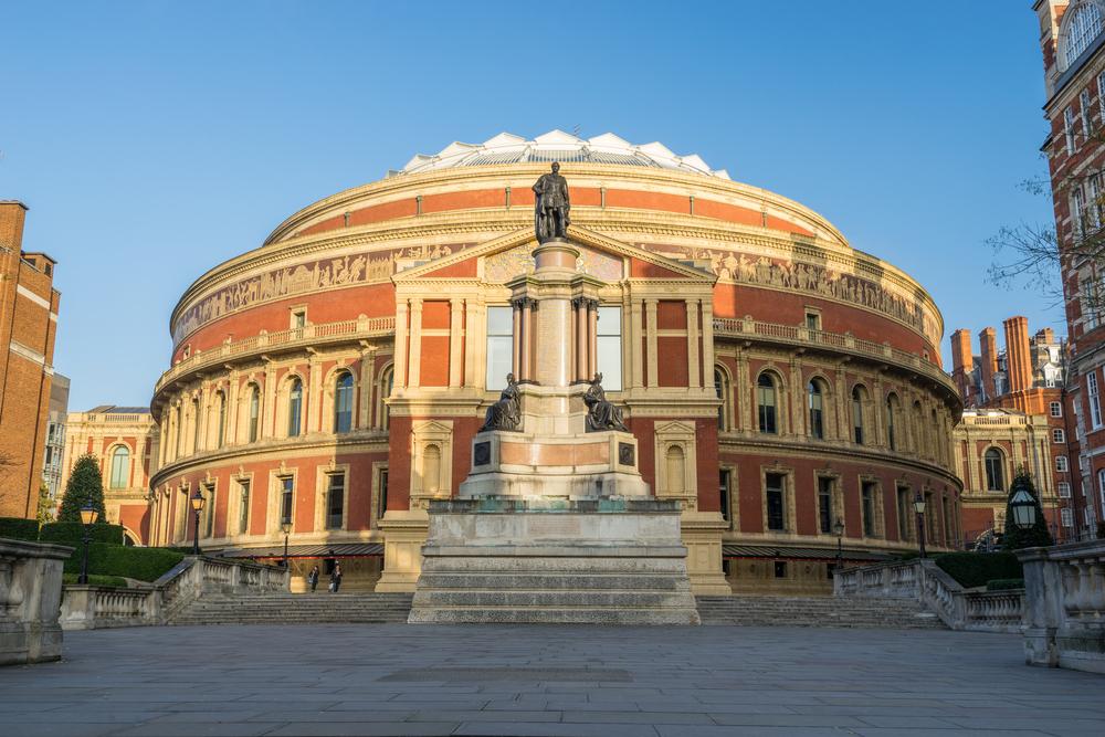 Royal Albert Hall i London