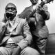 Photo Sonny  Terry & Brownie McGhee