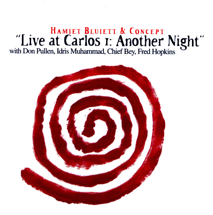 Cover Live at Carlos I: Another Night
