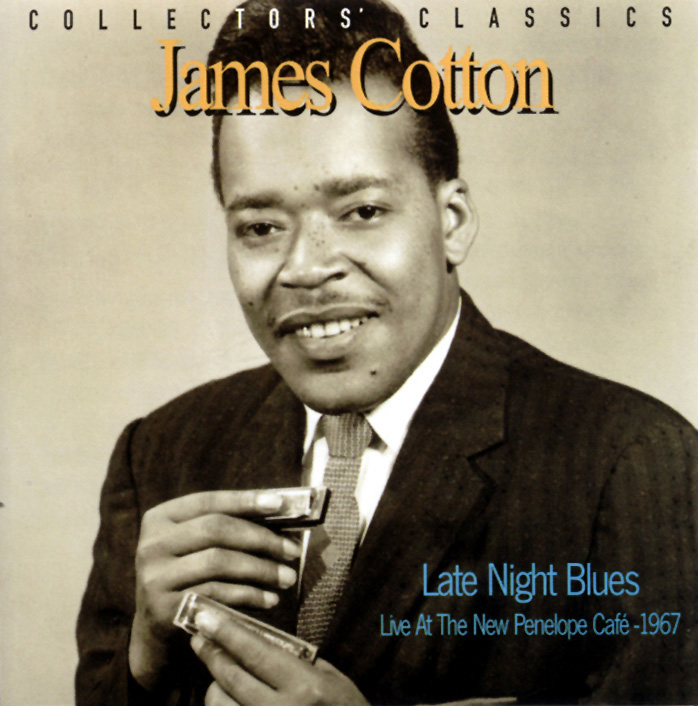 Cover Late Night Blues