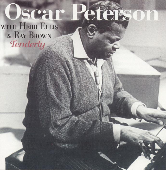 Cover Oscar Peterson Trio - Tenderly