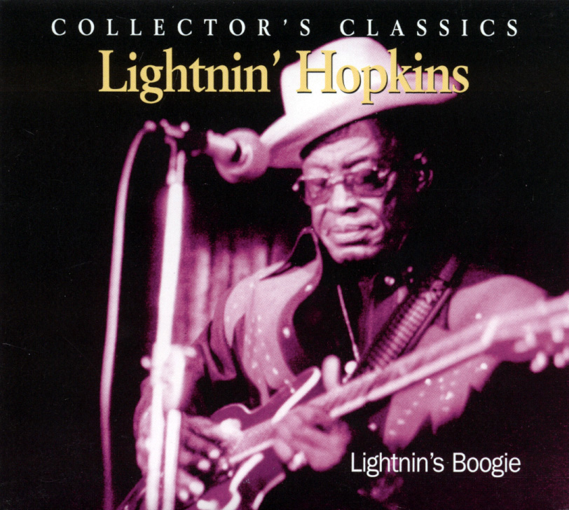 Cover Lightnin' Boogie
