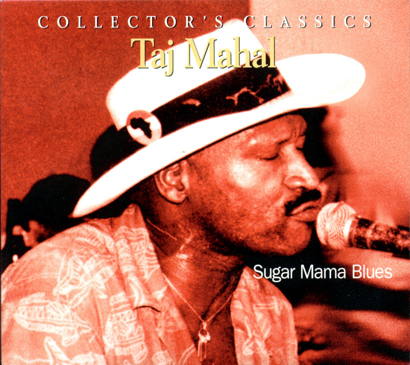Cover Sugar Mama Blues