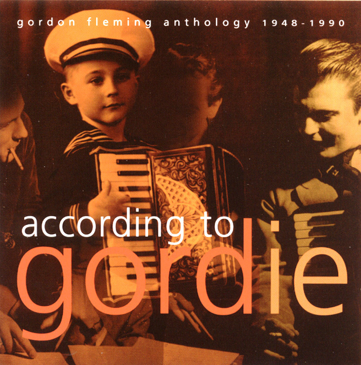 Cover According to Gordie