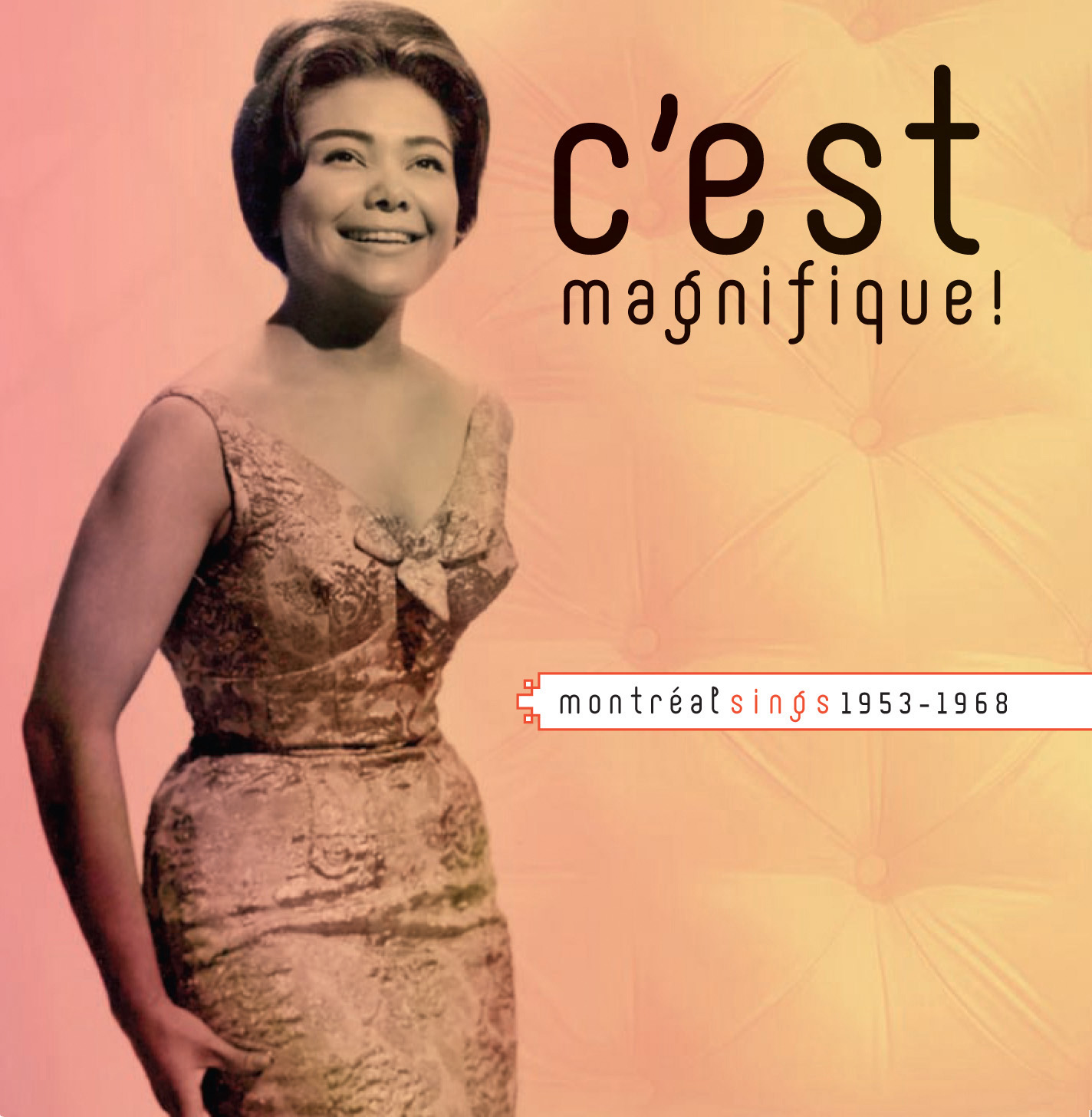 Cover Montreal Sings 1953-1968