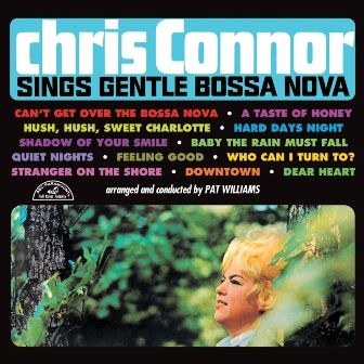 Cover Chris Connor 'Sings Gentle Bossa Nova'