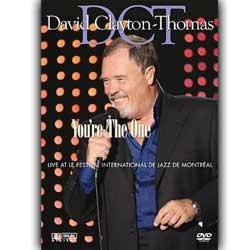 Cover DAVID CLAYTON THOMAS - YOU'RE THE ONE