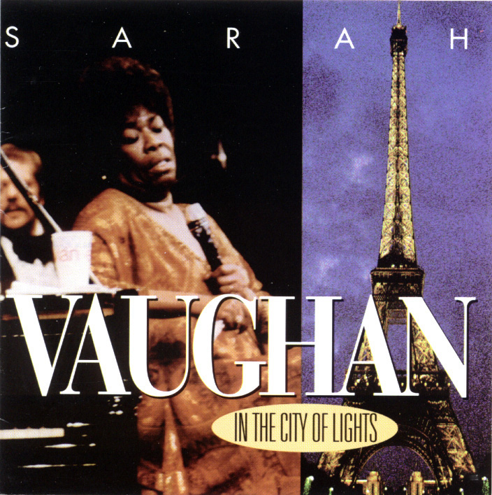 Cover In the City of Lights