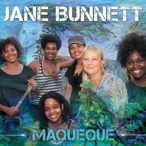 Cover Album - Jane Bunnett and Maqueque