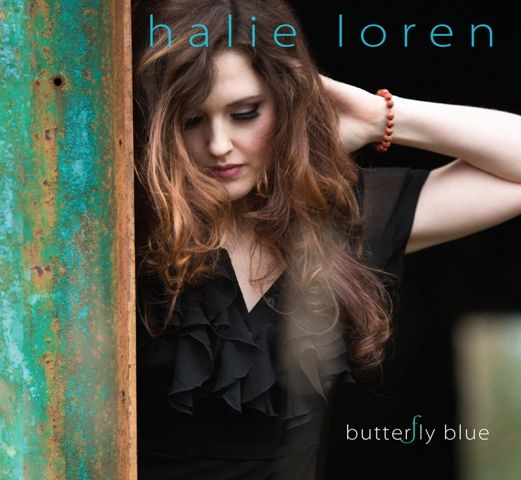 Cover Butterfly Blue