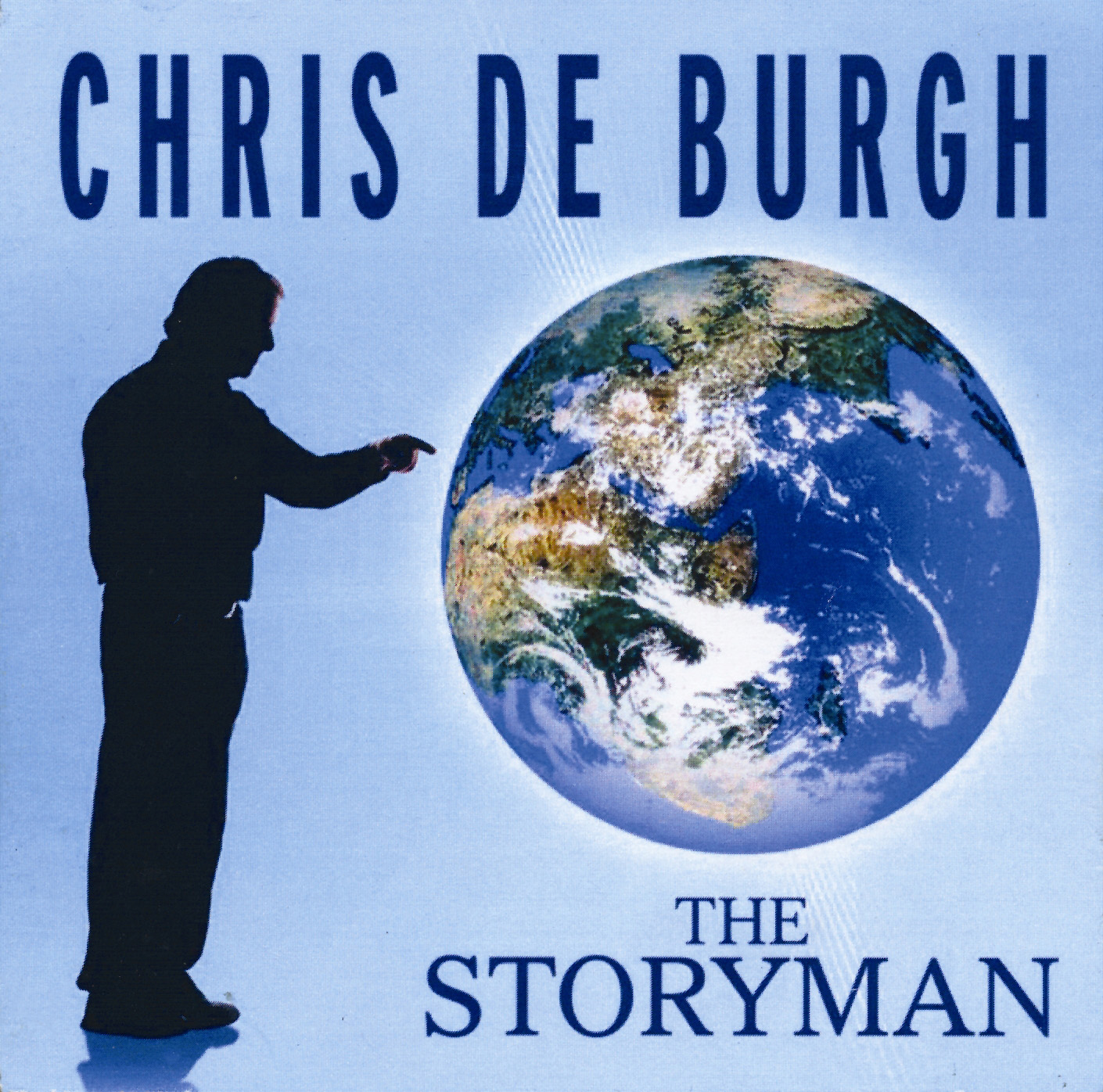Cover The Storyman