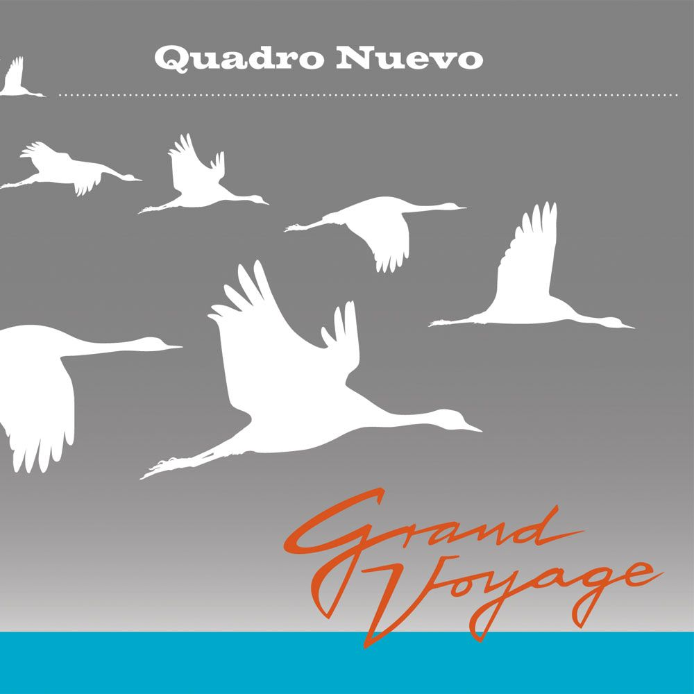 Cover Grand Voyage